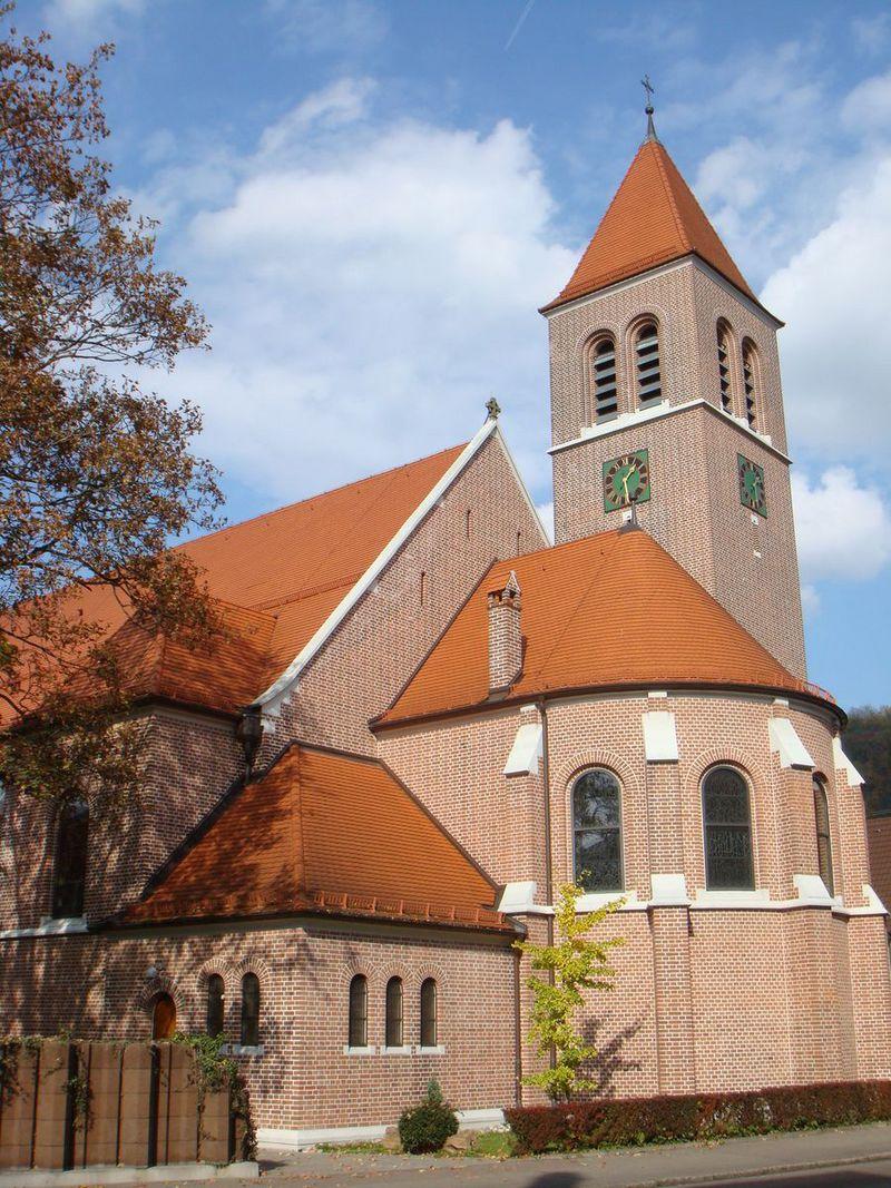Katholische kirche st
